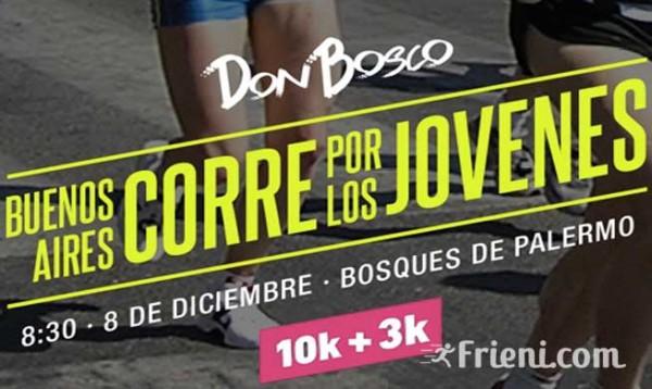 Buenos Aires Corre Por Los Jovenes