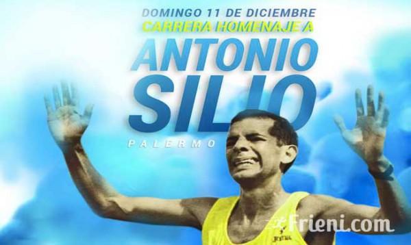 Carrera Homenaje a Antonio Silio