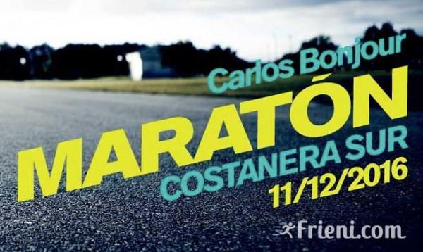 Maratón Carlos Bonjour