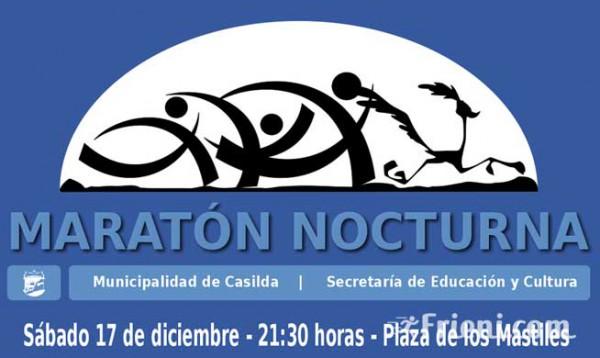 Maratón Nocturna Casilda