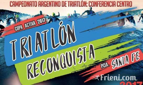 Triatlón Reconquista