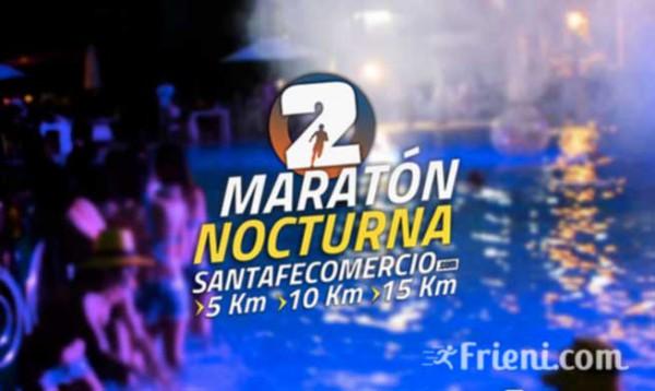Maratón Nocturna Santafecomercio.com
