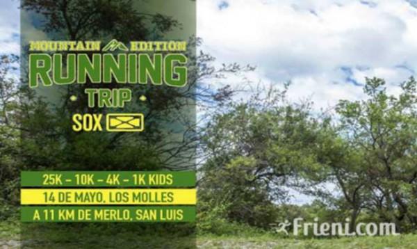 Running Trip Edición Montaña Las Molles