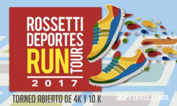Rossetti Run Tour - Rio Cuarto
