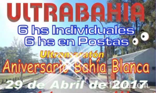 Ultramaratón 6hs Bahía Blanca