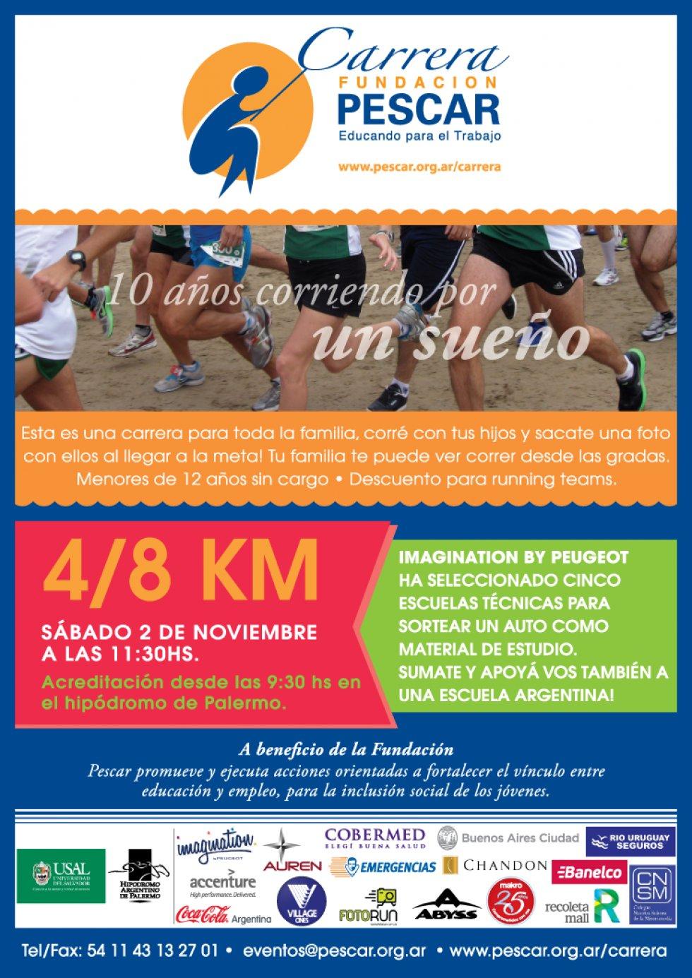 Maratón Fundación Pescar