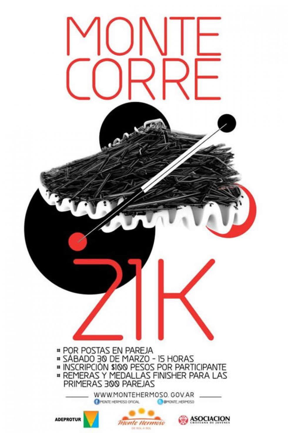 Monte Corre 21k 2013