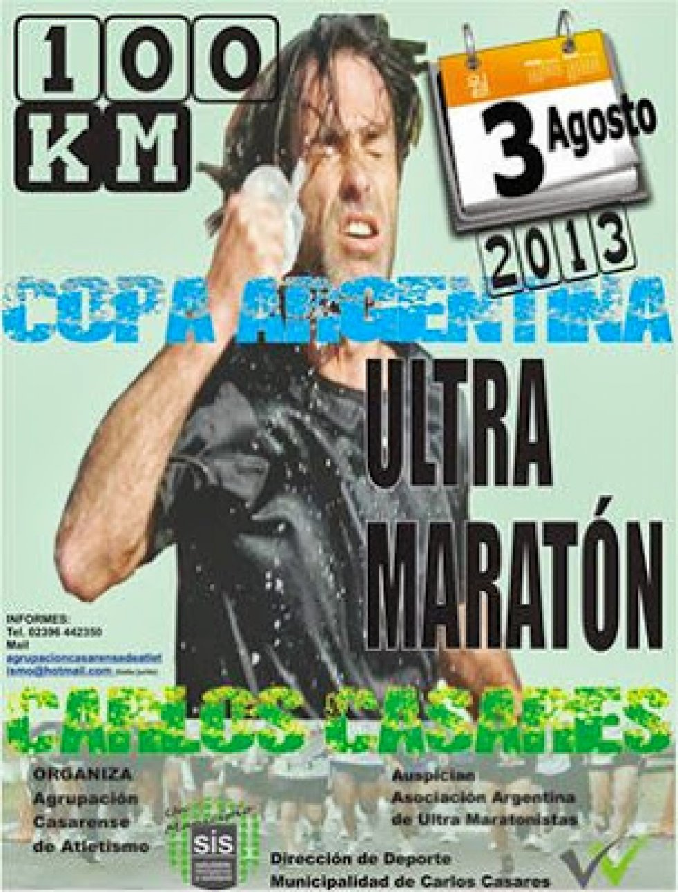 Ultramaratón Carlos Casares 100k y 50k