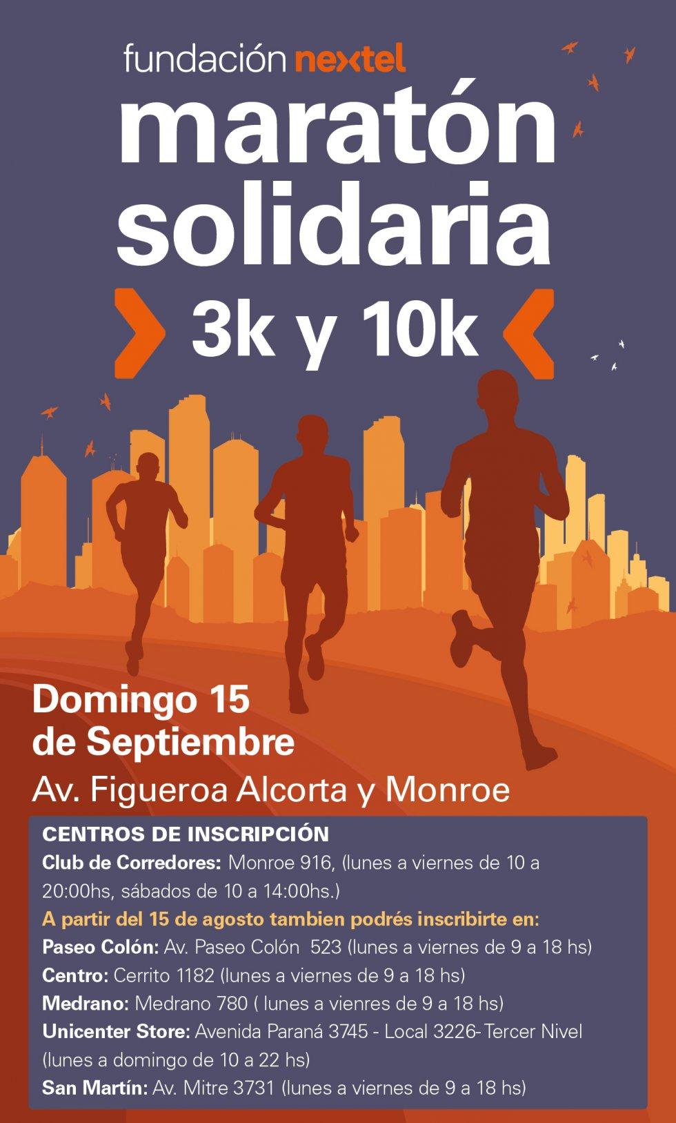 Maraton Fundacion Nextel