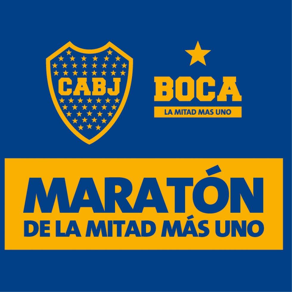 12k Boca Juniors