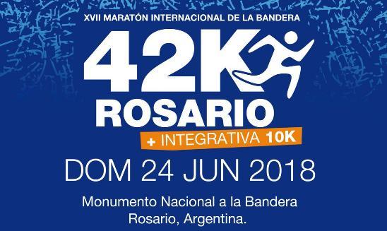 Maraton Internacional de la Bandera Rosario