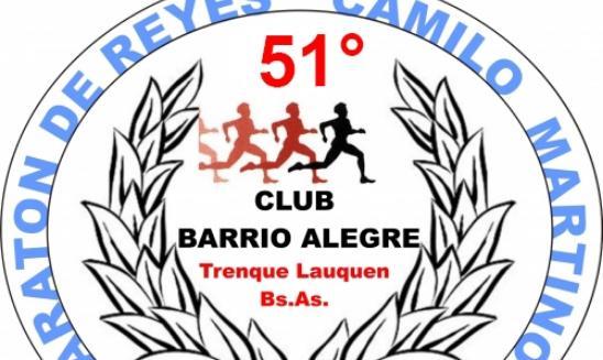 Maraton de Reyes Camilo Martino