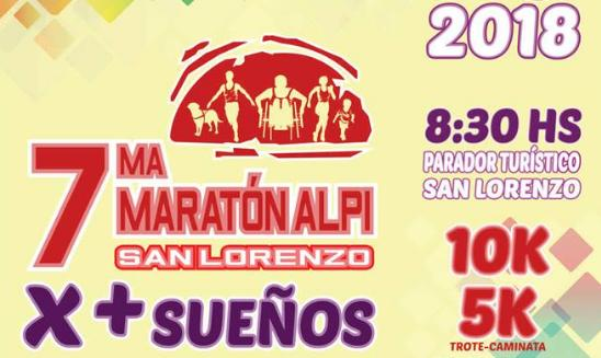 Maraton ALPI San Lorenzo