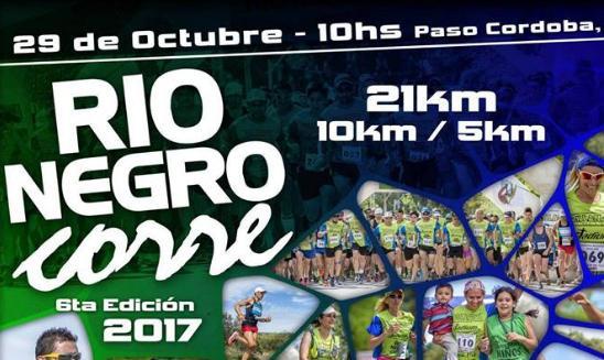 Media Maratón Rio Negro Corre