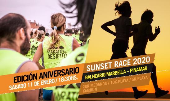 Maratón del Desierto Pinamar