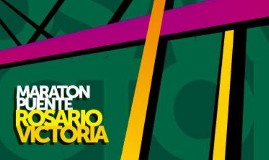 Maratón Puente Rosario Victoria