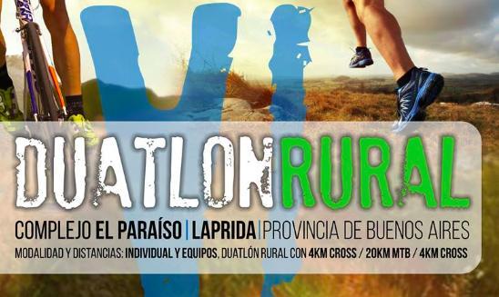 Duatlón Rural del Paraíso