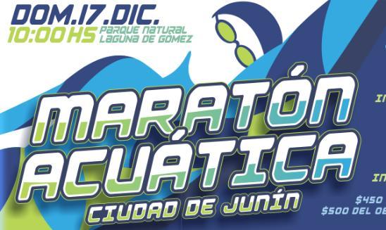 Maratón Acuática Ciudad de Junin