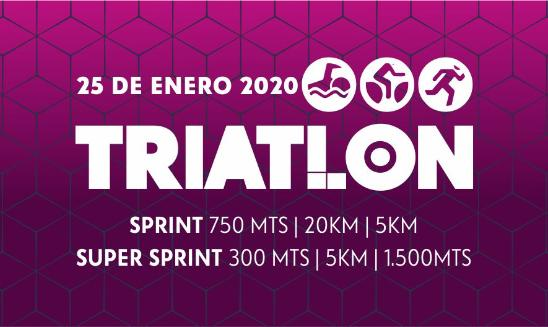 Triatlón Ciudad de Junin