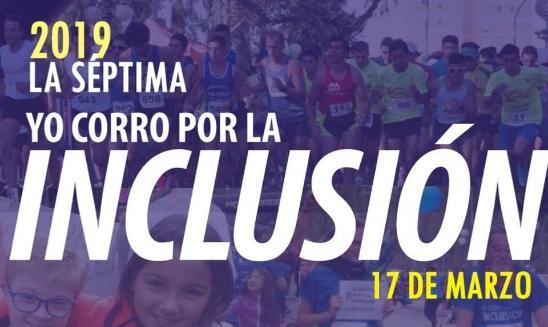 Maratón Yo Corro Por la Inclusión