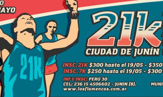 21K Ciudad De Junin
