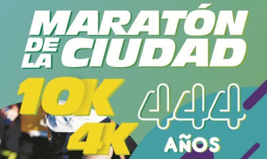 Maratón Aniversario De La Ciudad De Córdoba