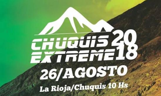 Chuquis Extreme La Rioja