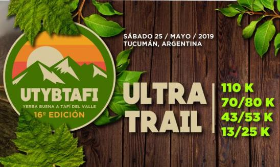 Yerba Buena a Tafí del Valle UTYBTAFI