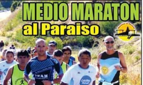 Media Maratón al Paraíso