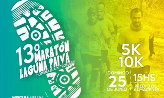 Maratón de Laguna Paiva