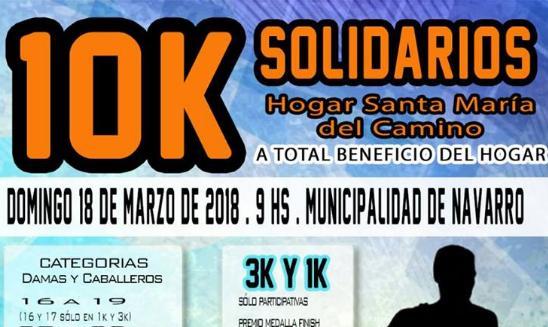 10k Solidarios Santa Maria del Camino