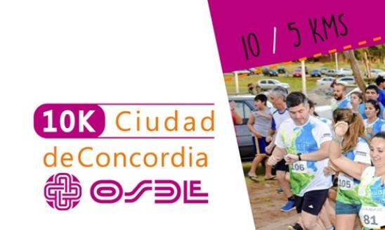 10k Ciudad de Concordia