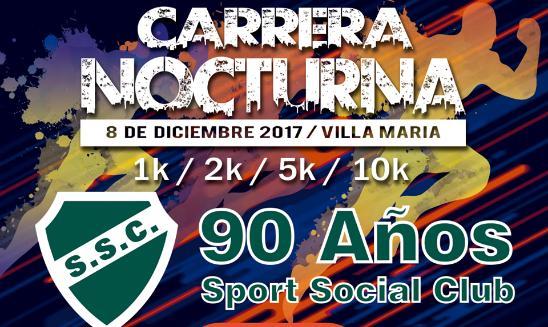Night Race Sport Social Club