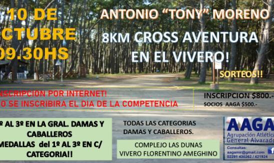 Cross Tony Moreno Miramar