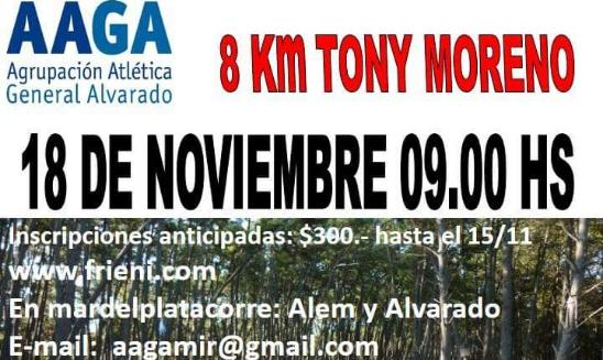 Cross Tony Moreno Miramar
