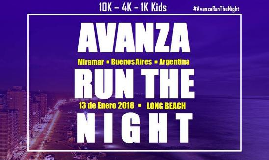 Avanza Run The Night