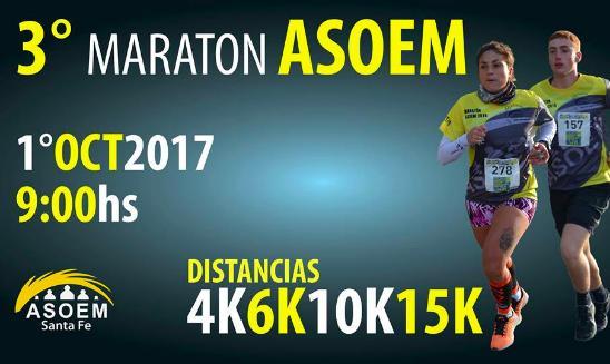 Maratón ASOEM
