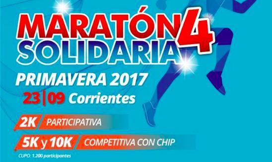 Maratón Solidaria Farmar