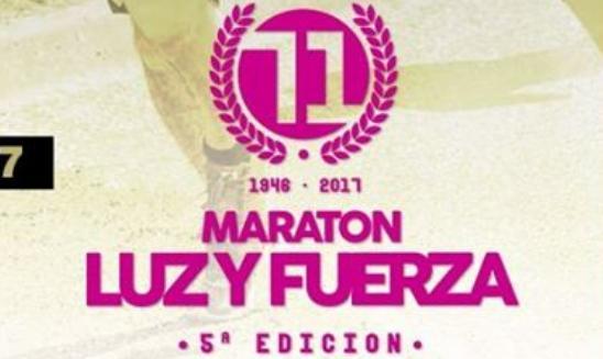 Maratón Luz y Fuerza