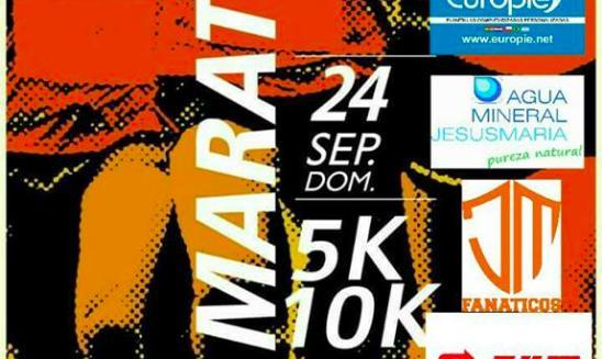 Maratón Aniversario Jesus Maria