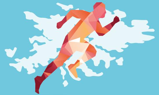 Maraton Lanus Por Malvinas