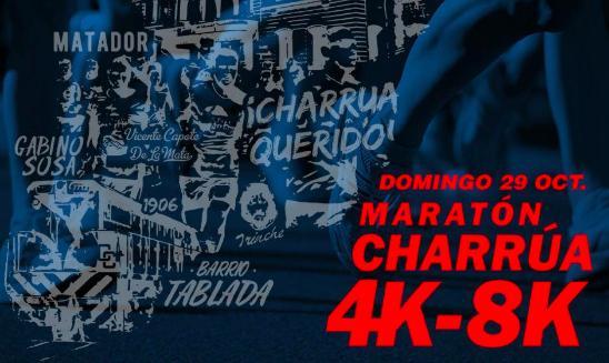 Maratón Charrua Aniversario Club Central Córdoba
