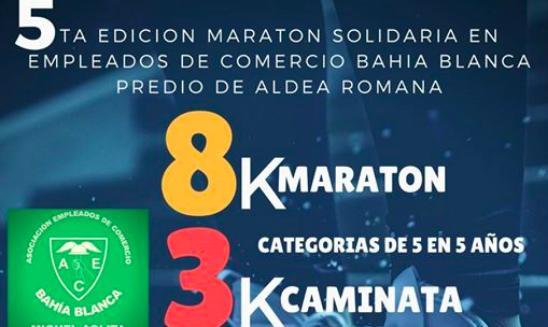 Maratón Solidaria Ezequiel Crisol