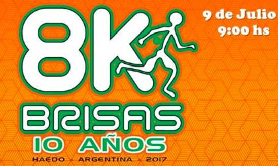 8k Maratón Brisas