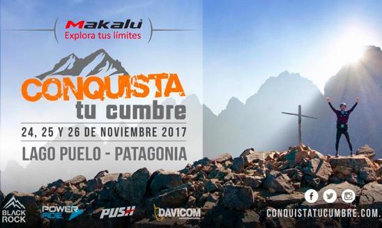 Conquista Tu Cumbre - Lago Puelo