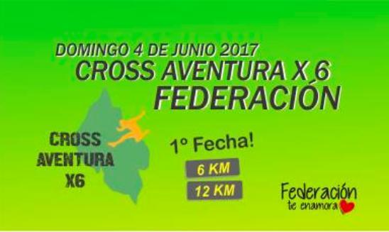 Cross Aventura X6 - Federación