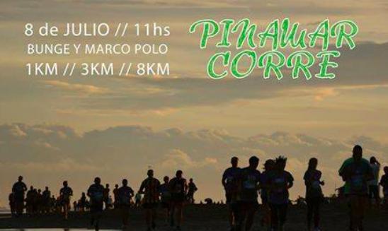 Pinamar Corre Bicentenario