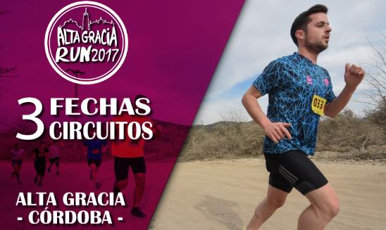 Alta Gracia Run Series