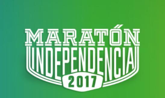 Maraton Bicentenario de la Independencia Argentina