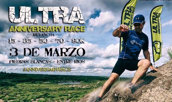 Ultra Anniversary Race Piedras Blancas